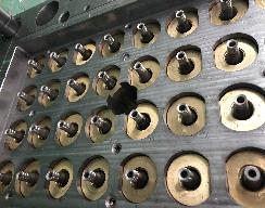 螺口注射器模具常州医疗塑料模具